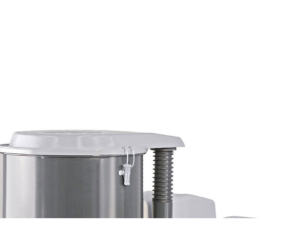 Aspiratore industriale solidi trifase k 855 hp 7 5 380 v 3