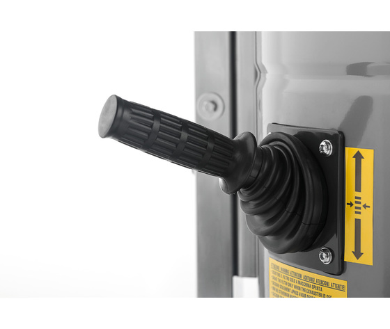 Aspiratore industriale solidi trifase power indust 60 tp m 4