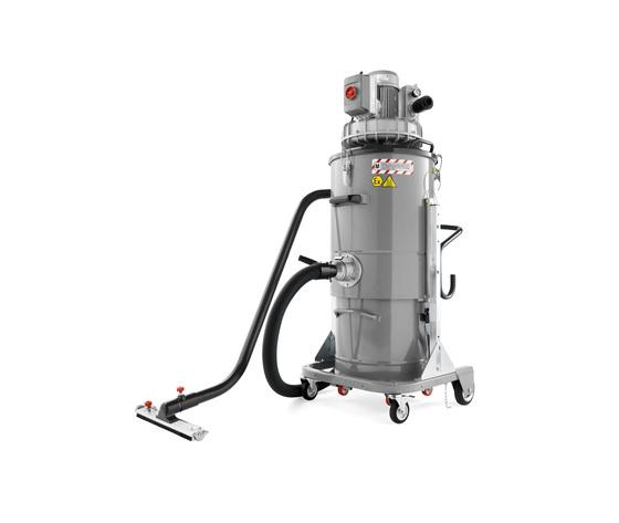 Aspiratore industriale antideflagrante atex monofase power indust ax 60 tp z22 1