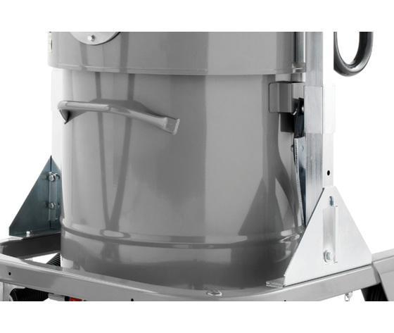 Aspiratore industriale antideflagrante atex monofase power indust ax 60 tp z22 2