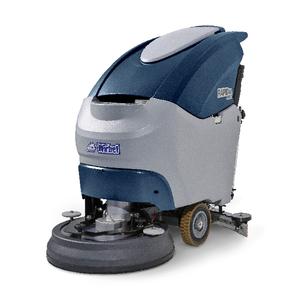 Lavasciuga per pavimenti con operatore a terra Serie RAPID 40