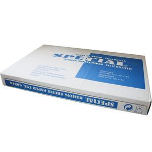 Carta da forno bisiliconata formato cm 40x60 - imballo 500 fogli