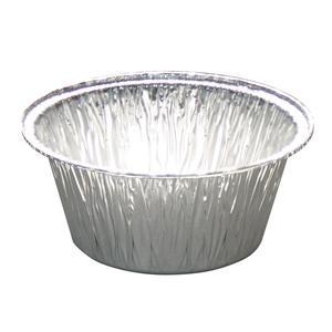Tortina alluminio formato cm 8,8  - imballo 100 pezzi