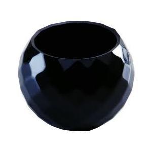 PALLINA DA GOLF PLASTICA NERA DA 75 CC - IMBALLO 5 PEZZI