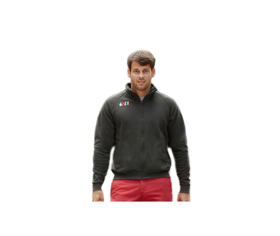 online store 1bf5f 4aab1 Felpa giacca uomo