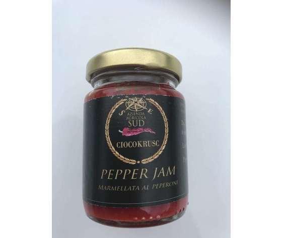Marmellata di peperone 100gr