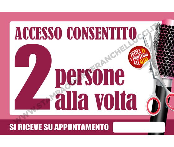 Covid accesso parrucchiere 2