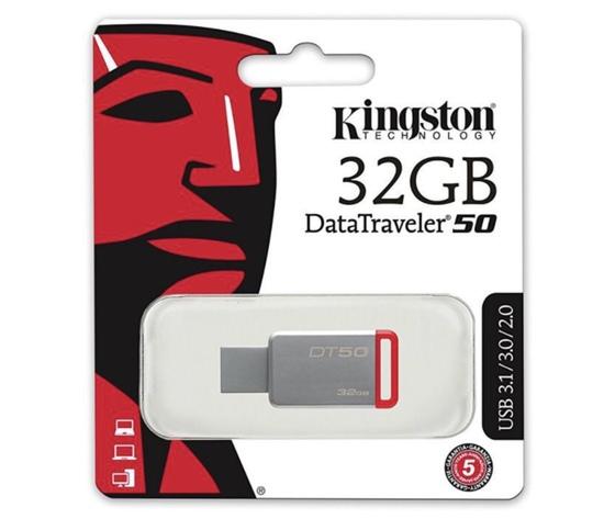 KingStone Pen-Drive 32 GB (DATA TRAVEL 50)