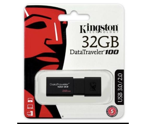 KingStone Pen-Drive 32GB (DATETRAVEL 100)