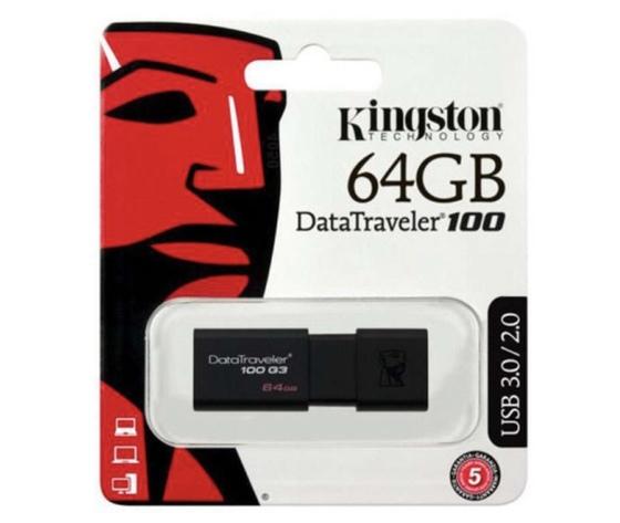KingStone Pen-Drive 64 GB (DATATRAVEL 100)
