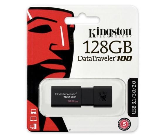 KingStone Pen-Drive 128GB (DATATRAVEL 100)