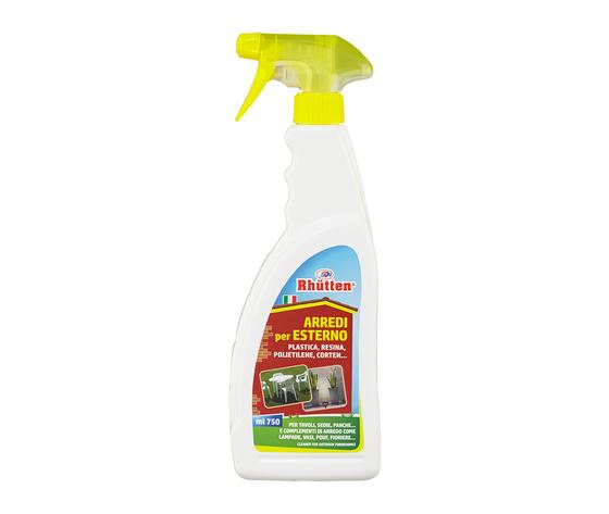 Detergente per arredi da esterno