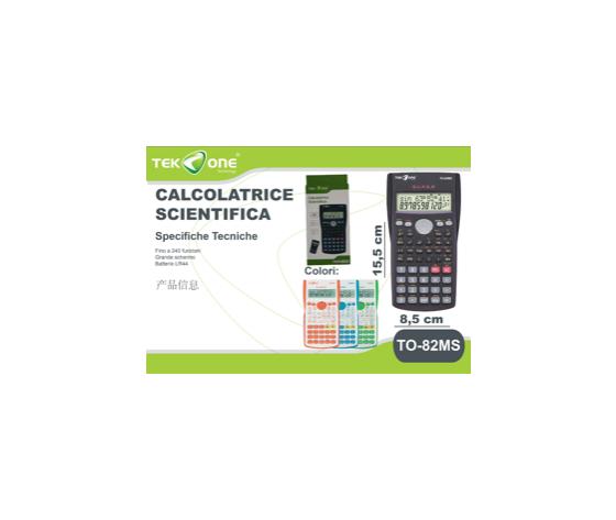 Calcolatrice scentifica