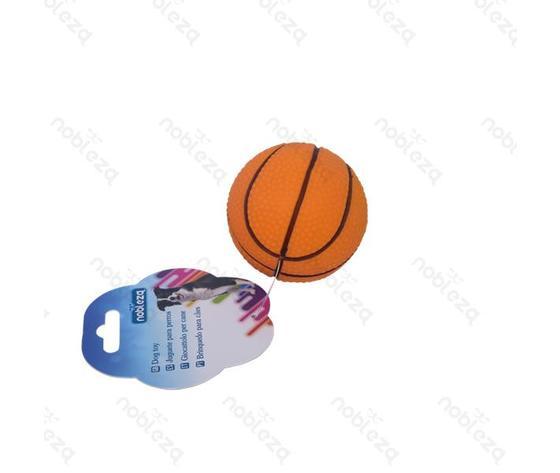 Pallina da basket in peluche per animali
