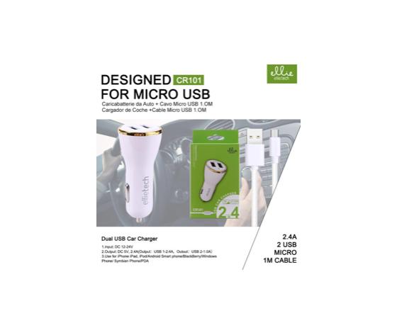 Caricatore USB per auto