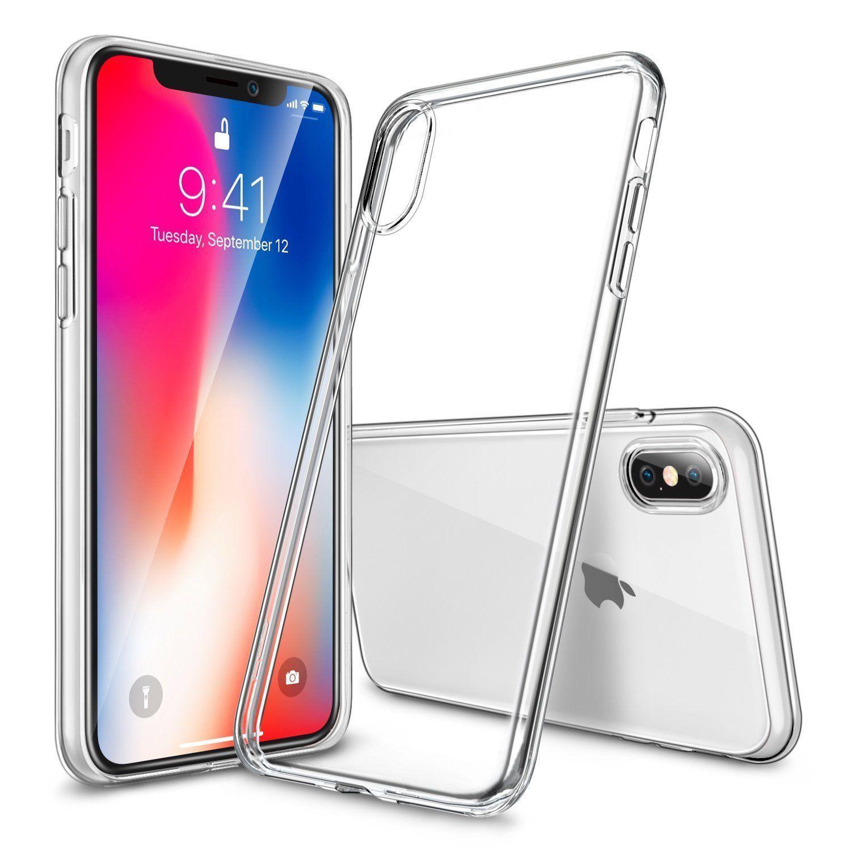 custodia trasparente iphone xs max