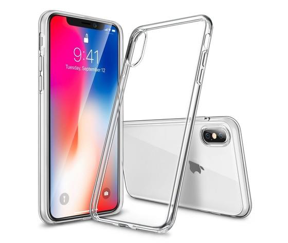 Cover trasparente per iPhone XS MAX