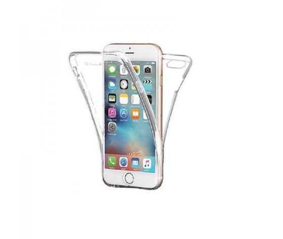 Cover trasparente a 360° iPhone X