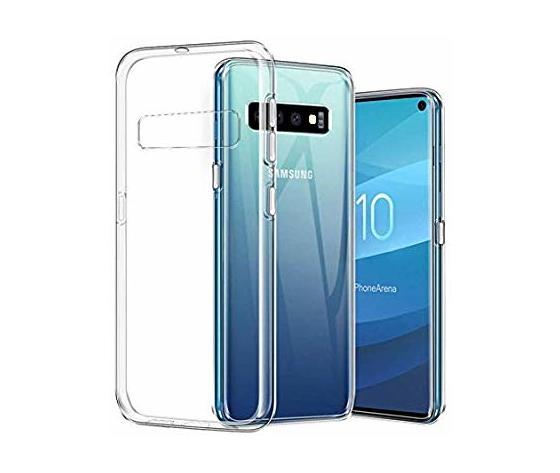 Cover trasparente per Samsung Galaxy S10