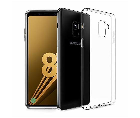 Cover trasparente per Samsung Galaxy A8 2018