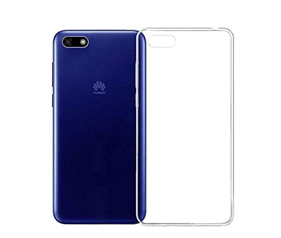 Cover trasparente per Huawei Y5 2018