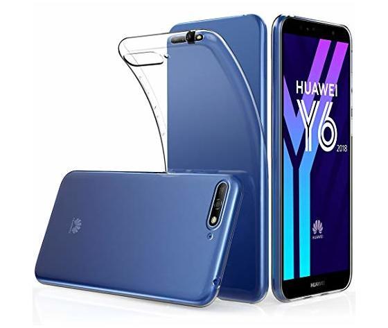 Cover trasparente per Huawei Y6 2018