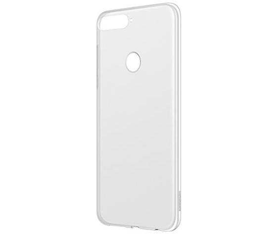 Cover trasparente per Huawei Y7 2018