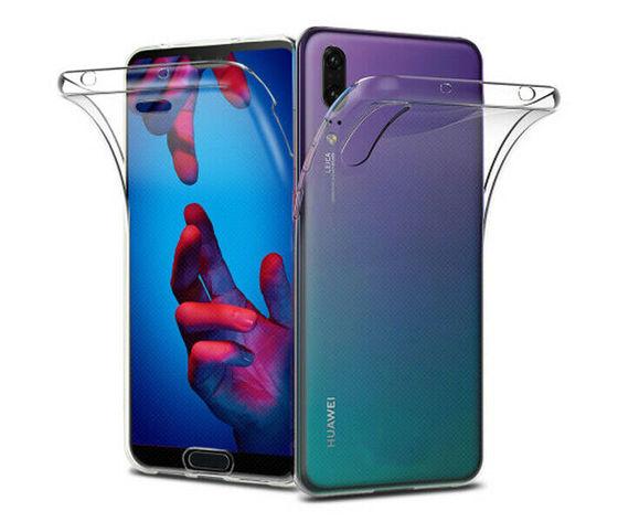 Cover trasparente a 360° Huawei P20