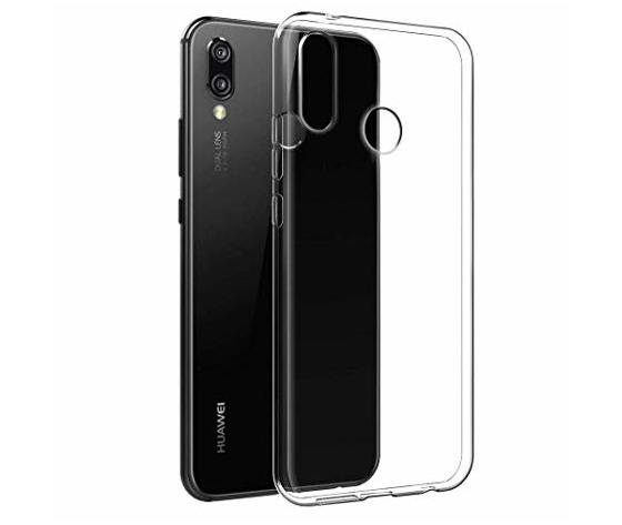 Cover trasparente per Huawei P SMART PLUS