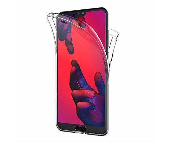 Cover trasparente a 360° Huawei P20 PRO