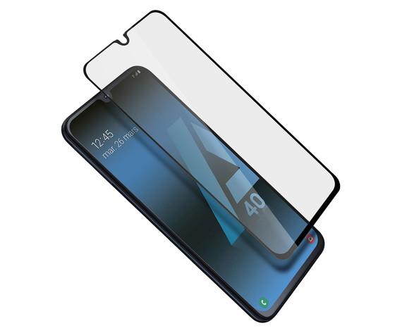 Vetro temperato con bordi per Samsung Galaxy A40