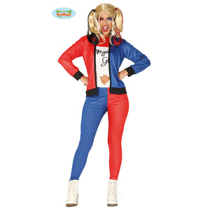 Vestito Harley Quinn
