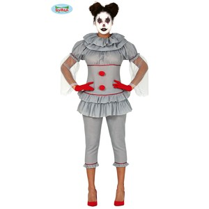 Vestito clown femminile