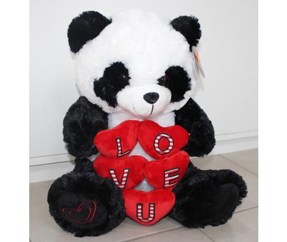 Peluche panda 40cm