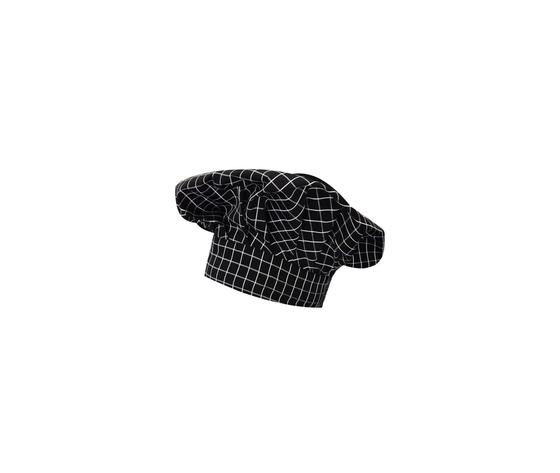 Cappello da cuoco a quadratini