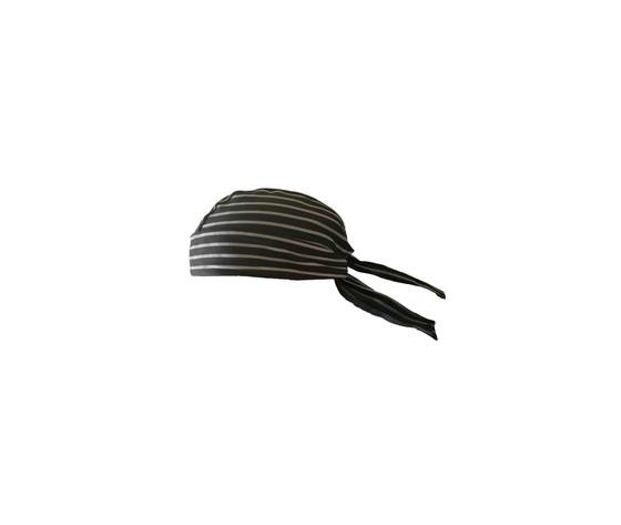 Cappello/Cuffia da cuoco a righe