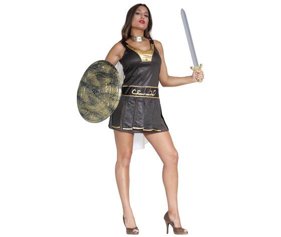 Vestito da gladiatore femminile