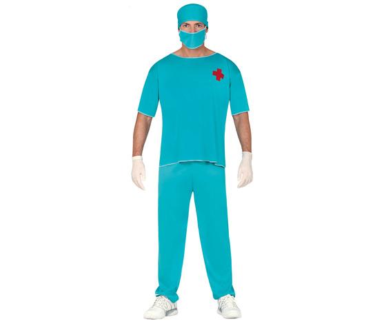 Vestito da infermiere