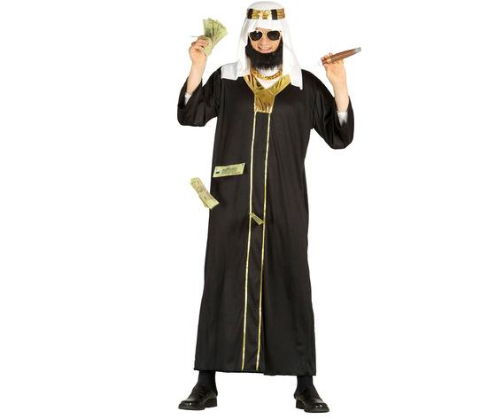 Vestito da sceicco petroliere