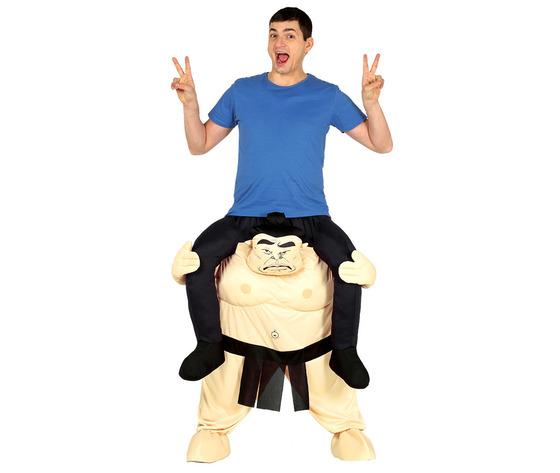 Vestito da lottatore di sumo