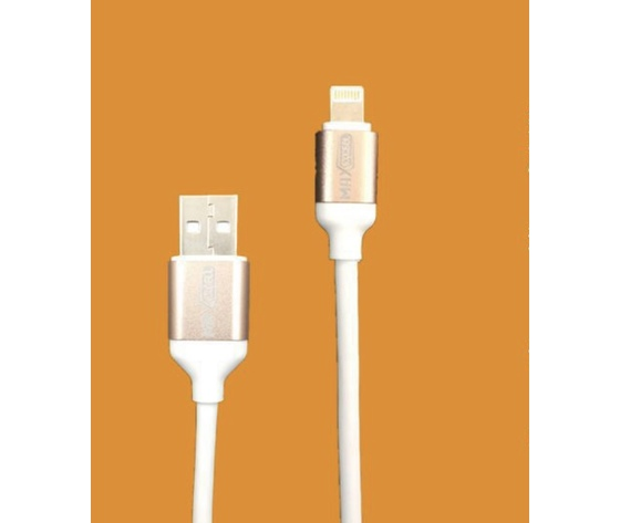 Cavo USB 3M per iPhone (2.1A)