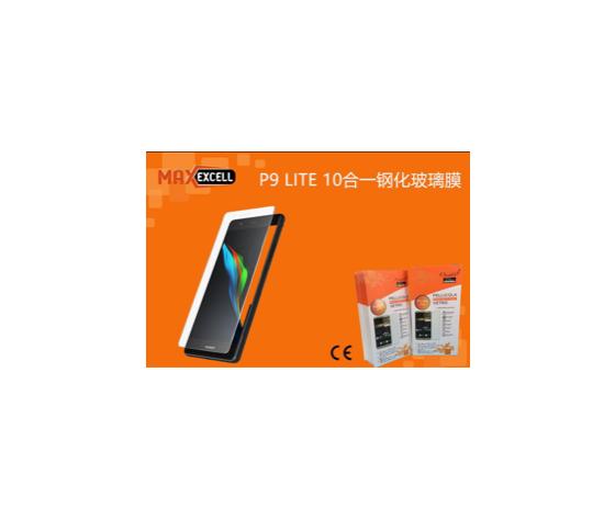 Vetro temperato per  Huawei  P9 Lite (3x)
