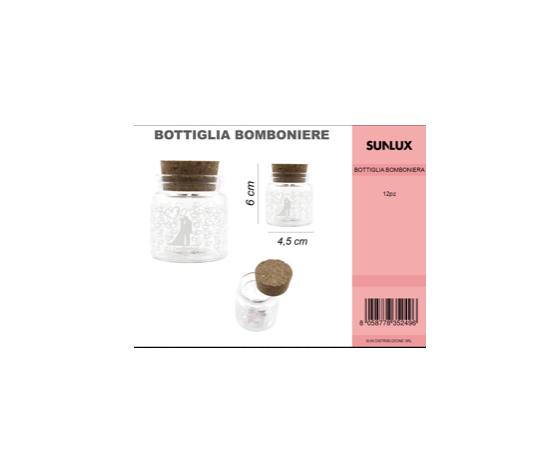 Bottiglia bomboniera