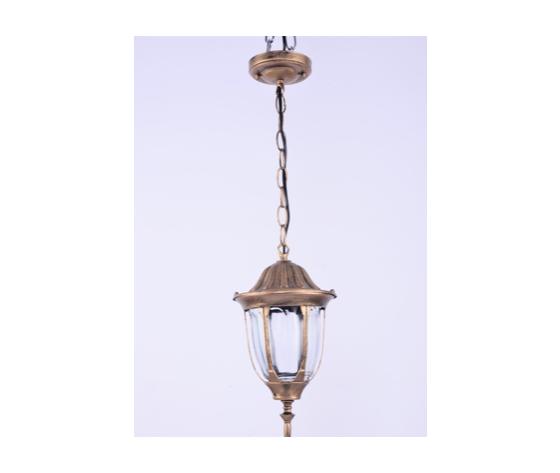 Lanterna da soffitto bronzo