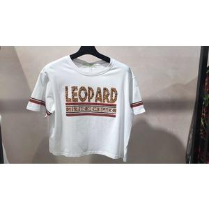 Maglietta LEOPARD