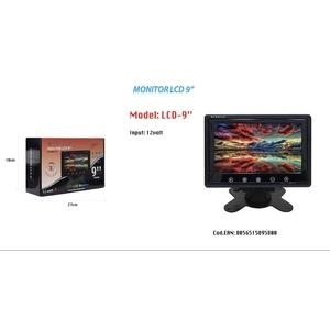 """Monitor da 9"""" marca Maxtech"""