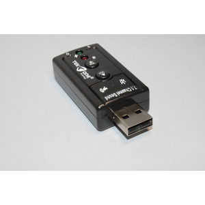 Adattatore audio virtuale a USB