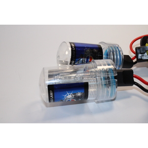 Fari LED  XENON H1(x2)