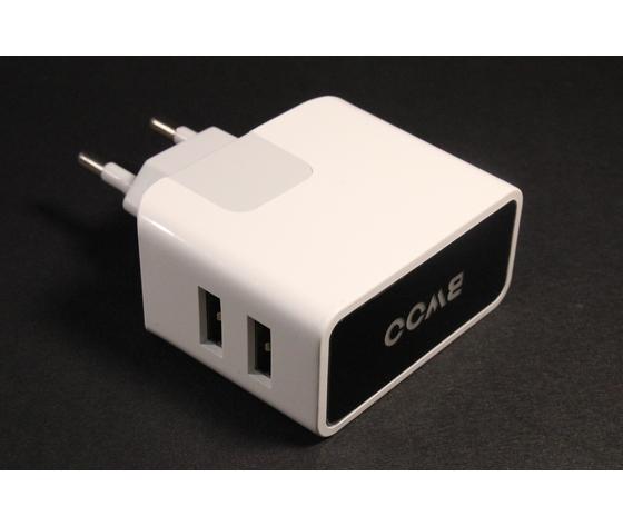 Caricatore USB doppia entrata (2.4)