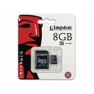 Scheda SD 8GB